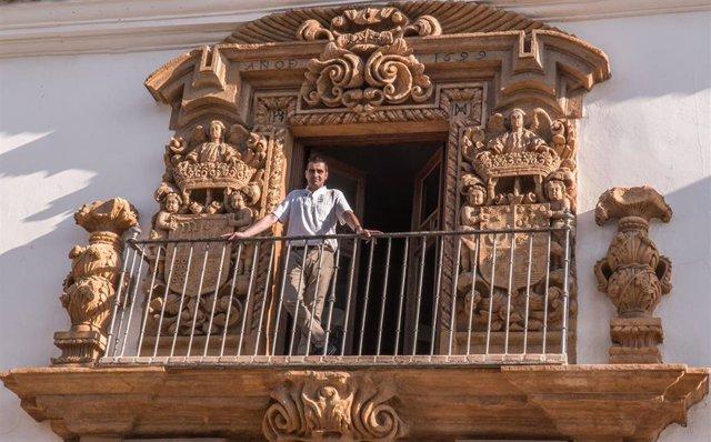 El director del Festival de Almagro, Ignacio García, en una foto de archivo