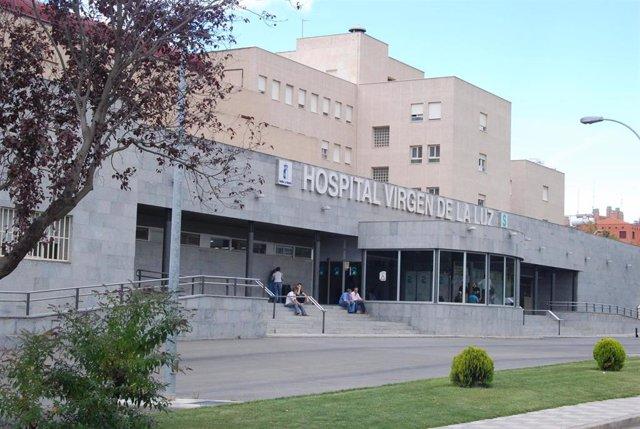 Hospital Virgen de la Luz, en Cuenca