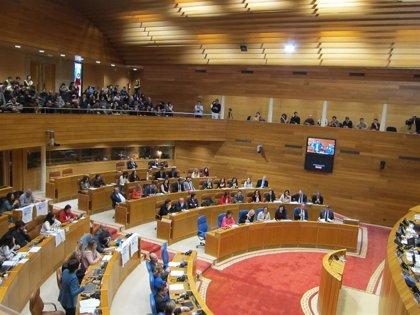 Una diputada del PSOE, junto a dos del BNG, presidirá la constitución del Parlamento el 7 de agosto, renovado al 48%