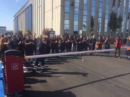 Asambleas en las cuatro plantas andaluzas de Airbus para iniciar movilizaciones contra los despidos