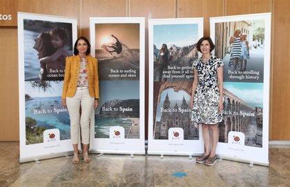 El Gobierno lanza la campaña 'Back to Spain' destinada al turista europeo que siente España como segunda casa