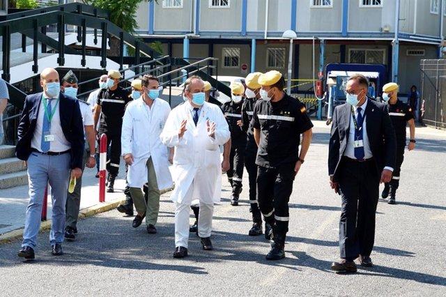 Nota De Prensa Acto Reconocimiento Ume En El Hospital Macarena