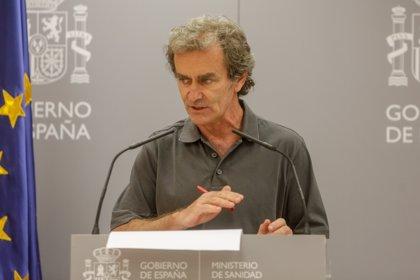 """Simón señala al confinamiento como la medida """"más eficaz"""" y ve bien que en Aragón se vuelva a la fase 2"""