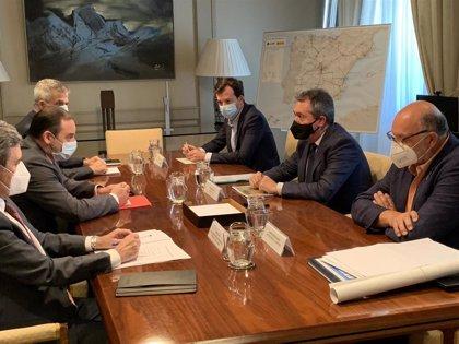 Fomento licita la sustitución de los tirantes del Puente del Centenario de Sevilla por 106,5 millones
