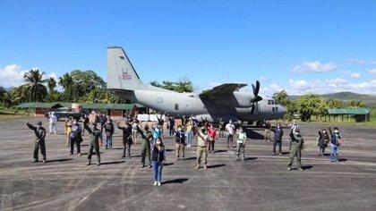 Nueve cooperantes de MSF España llegan a Perú para atender a enfermos críticos de COVID-19