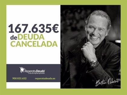 COMUNICADO: Repara tu Deuda Abogados cancela 167.635 € en Martorell (Barcelona) con la ley de la segunda oportunidad