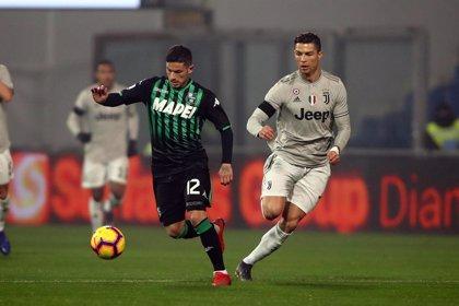 La Juventus, a reaccionar sin agobios en Sassuolo