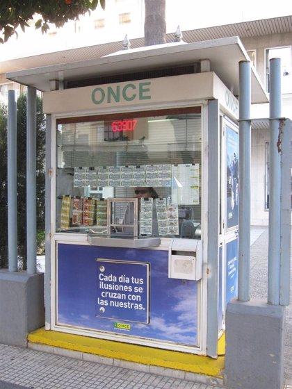 El sorteo del cupón de la ONCE de este pasado lunes reparte 350.000 euros en Azuaga (Badajoz)