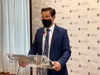 El alcalde de Granada comparece el jueves en el Parlamento andaluz en la comisión de recuperación de Andalucía