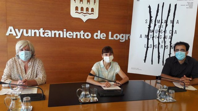 La Semana de Música Antigua de Logroño se amplía con actuaciones al aire libre y talleres didácticos, además de los tradicionales conciertos, que serán en Riojafórum del 1 al 4 de septiembre.