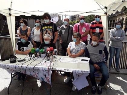El comité de Gamesa en Aoiz convoca cinco días de huelga contra el cierre de la planta para seguir con la movilización