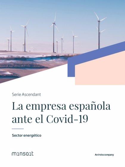 Minsait afirma que la digitalización permitirá a las empresas energéticas ganar competitividad tras el Covid