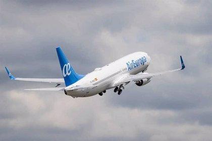 Air Europa mejora la experiencia WiFi a bordo, que estará activa durante todo el vuelo