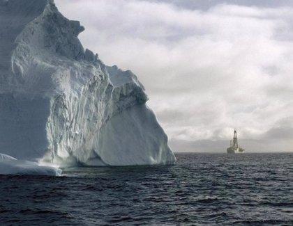 El casquete polar ártico se ha reducido a la mitad en 40 años