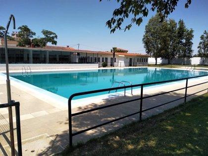 Finalizan las obras de mejora en la piscina municipal de Torremocha (Cáceres) con una inversión de 78.000 euros