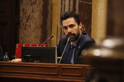 """Torrent anuncia mesures legals contra el Govern espanyol per espionatge: """"Arribarem fins al final"""""""