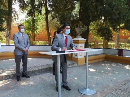 """Cs Sevilla avala el 'Pacto del Alcázar' como """"oportunidad"""" de buscar turismo de """"calidad, sostenible y descentralizado"""""""