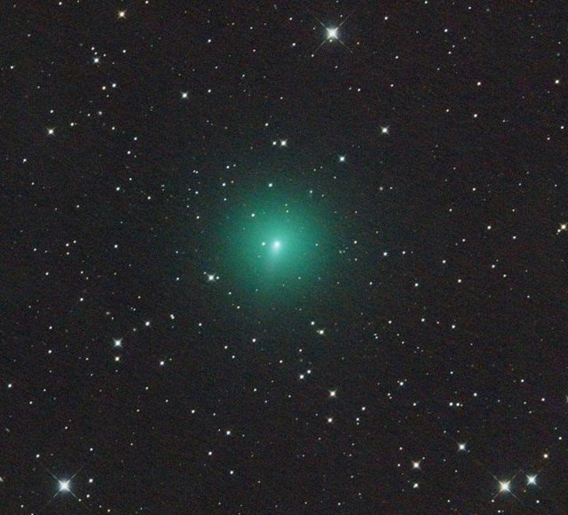El carbono encontrado en el cometa ATLAS podría ayudar a revelar la edad de otro