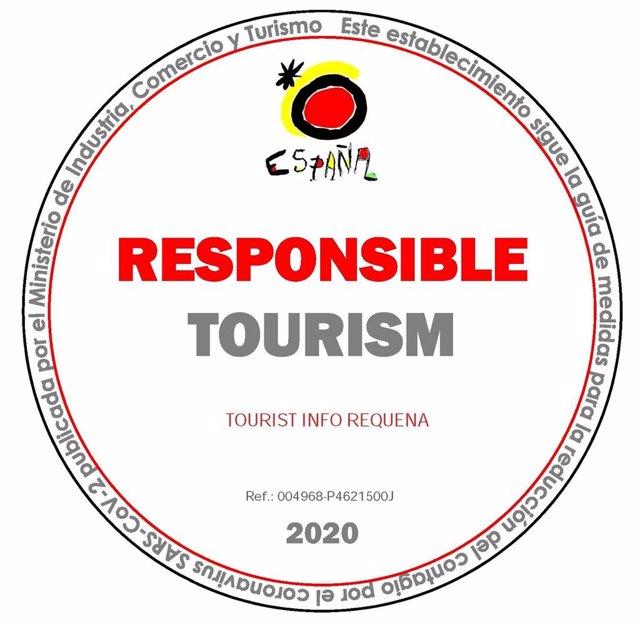Sello 'Responsible Tourism'