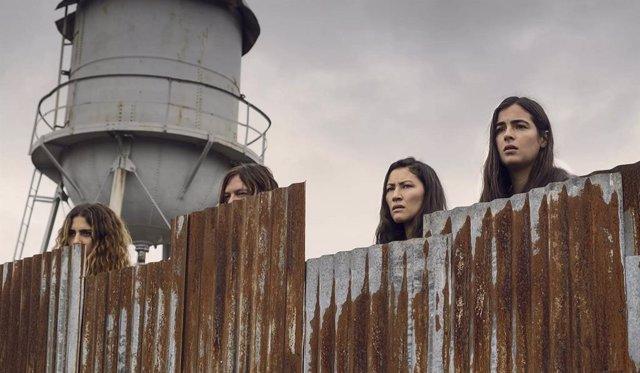 Imagen de la temporada 10 de The Walking Dead
