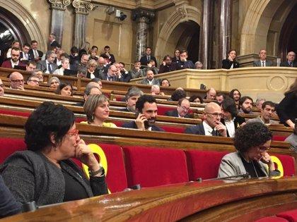 ERC y Junts piden cuentas a Marlaska y Robles en el Congreso por el presunto espionaje al presidente del Parlament