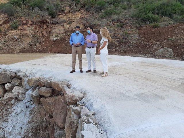 Málaga.- La Junta restaura el acceso a la explotaciones ganaderas y apícolas de