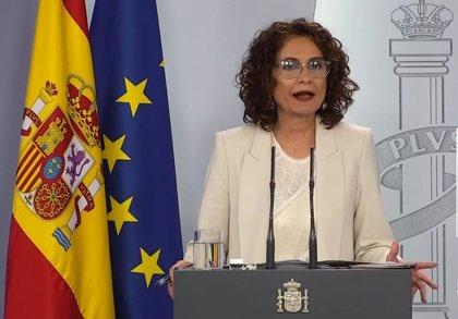 """El Gobierno inicia la elaboración de los PGE de 2021, """"imprescindibles"""" para la reconstrucción del país"""
