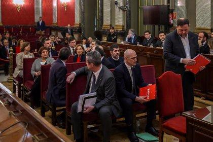 La Generalitat concedeix el tercer grau als líders independentistes a la presó
