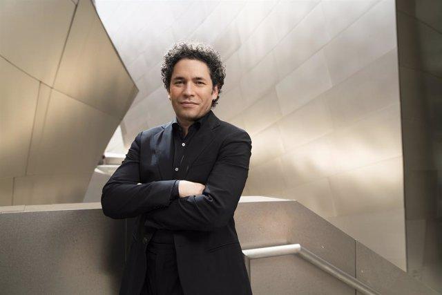Gustavo Dudamel dirigirá la 'Novena' de Beethoven en el Palau de la Música en se