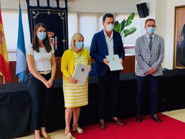 Fuengirola y Junta acuerdan un nuevo espacio para el Distrito Sanitario y una Unidad de Salud Mental