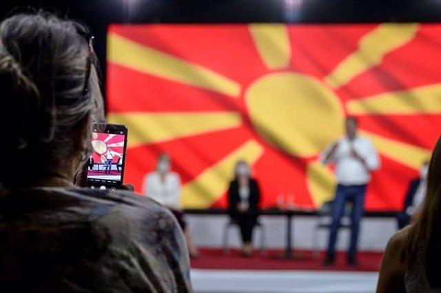 Macedonia.- Macedonia vota este miércoles en unas reñidas elecciones generales m