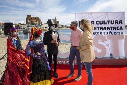 Castro, Potes y Reinosa acogen 36 propuestas de la Cultura Contraataca
