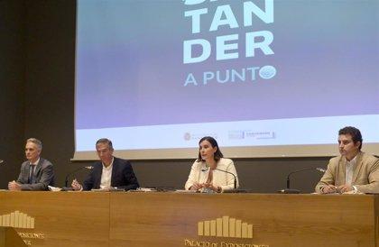 """Santander se compromete con la construcción a """"reforzar e impulsar"""" la inversión productiva"""