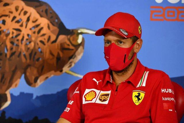 Fórmula 1.- Vettel negocia su fichaje con Racing Point para 2021