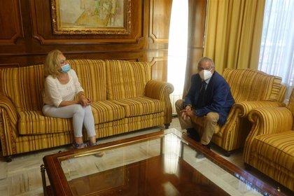 La presidenta de Hostetur confía en que la ocupación en la Costa Cálida en el mes de agosto supere el 50%