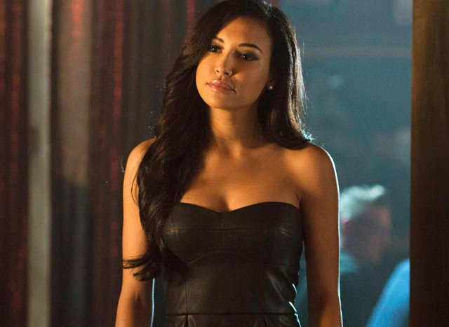 Naya Rivera en Glee