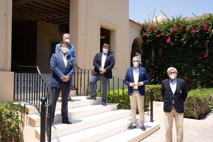 El Andalucía Masters mostrará la región como destino seguro y de total garantía para la práctica del golf