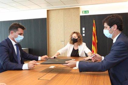La Generalitat acuerda aumentar un 1,5% la retribución de abogados y procuradores de oficio