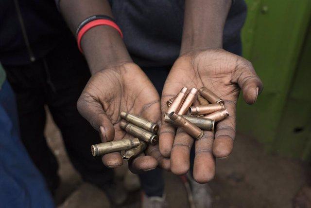 Costa de Marfil.- Costa de Marfil adopta una postura defensiva en el norte para