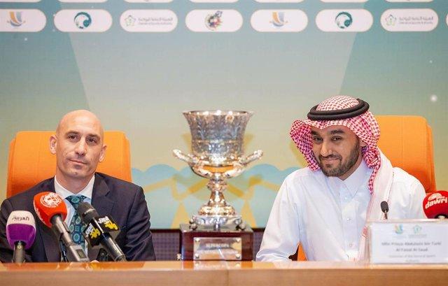 Fútbol.- La RFEF inicia un programa de mentorización con Arabia Saudí