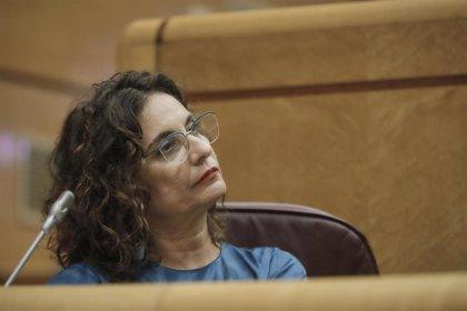 """Montero carga contra la """"deslealtad"""" de Junts por decir que el Gobierno ha """"impedido"""" actuaciones sanitarias de Torra"""