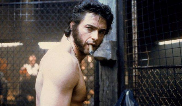 Hugh Jackman en la primera película de X-Men