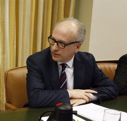 Gabriel Elorriaga, exdiputado y colaborador de Aznar, regresa al Congreso tras la salida de Tejerina
