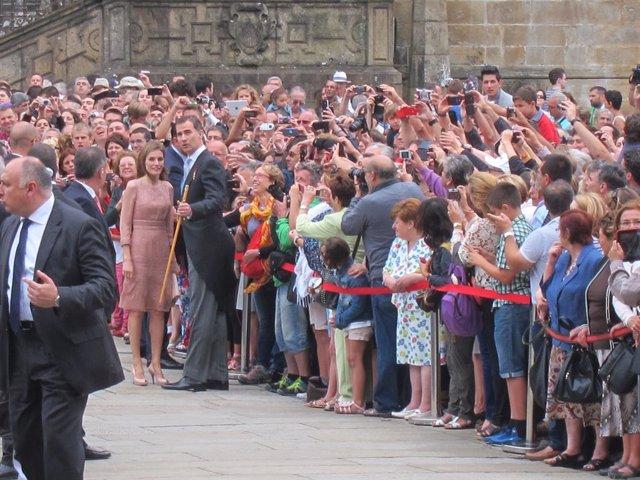 El rey Felipe VI realizará la Ofrenda al Apóstol el próximo 25 de julio