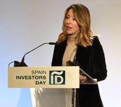 """Xiana Méndez: """"La inversión internacional es fundamental para salir de la crisis"""""""