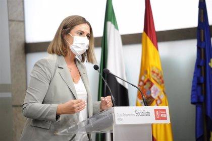 """El PSOE valora el discurso de Vara como el de la """"ilusión"""" y """"todo un modelo de futuro"""" para Extremadura"""