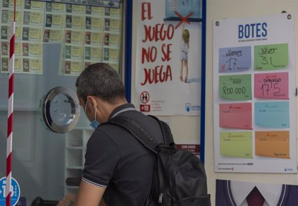 Un acertante de 'Euromillones' de Sevilla capital, premiado con más de 101.000 euros