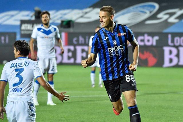 Fútbol/Calcio.- (Crónica) El Atalanta sigue con su marcha triunfal tras golear a