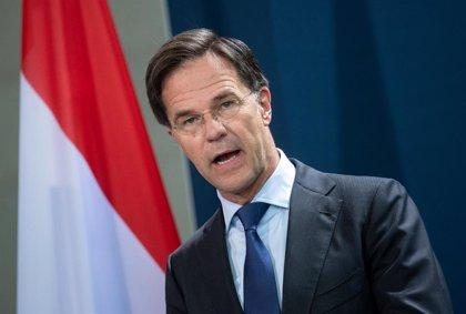 """Rutte cree que la posibilidad de llegar a un acuerdo para el fondo europeo de reconstrucción es """"pequeña"""""""