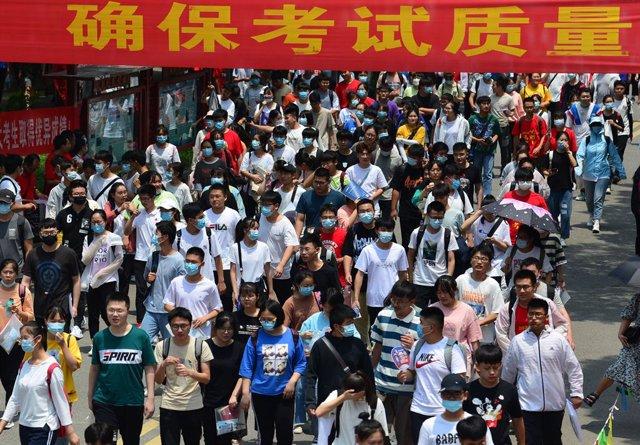 Coronavirus.- China confirma seis nuevos casos de coronavirus importados y ningu